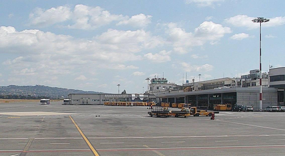 fase 2 coronavirus aeroporti ciampino firenze