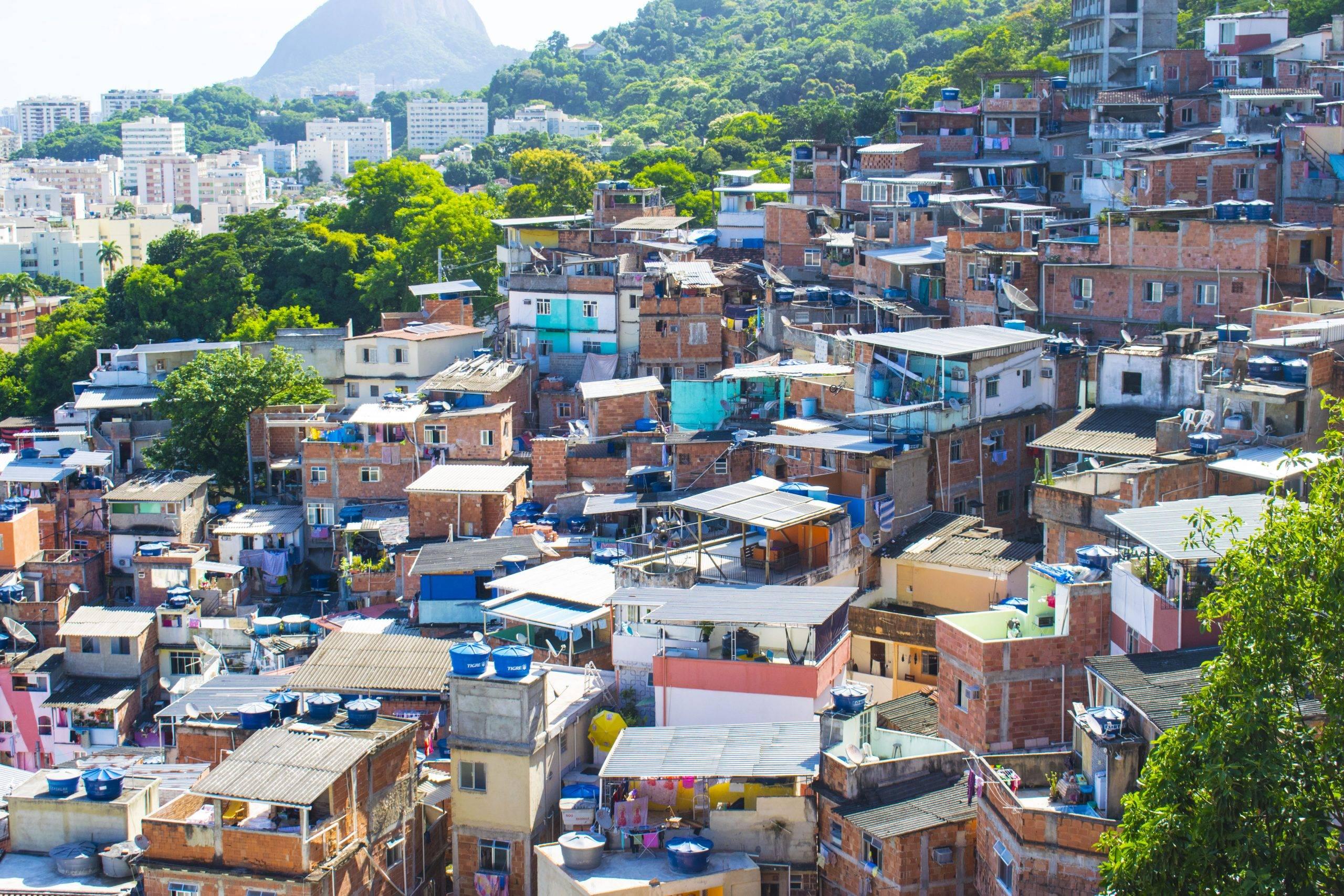 visitare le favelas di Rio: consigli utili
