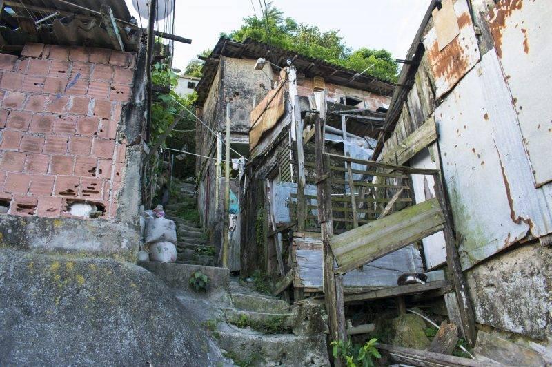 visitare le faveals di Rio: Santa Marta