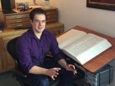Christopher Paolini, chi è l'autore del bestseller fantasy E