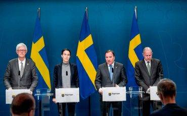 La Svezia cambia strategia