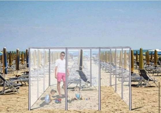 box spiaggia