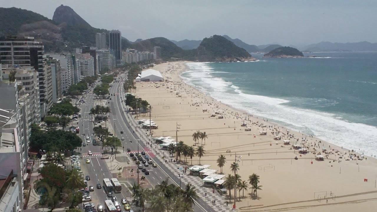 Dove dormire a rio: copacabana