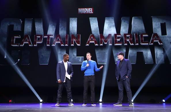 Captain America Civil cast