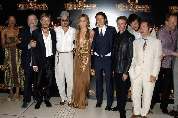 Pirati dei Caraibi Johnny Depp