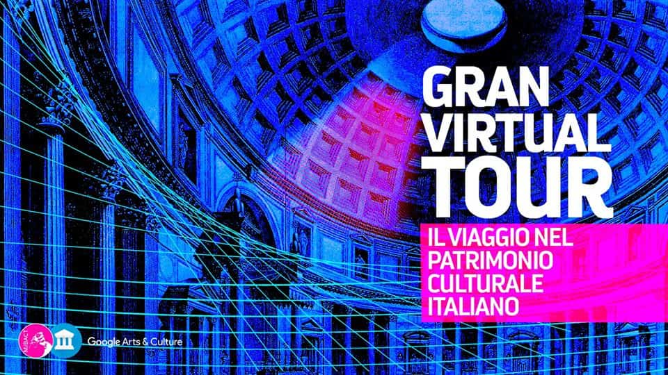 gran virtual tour mibact
