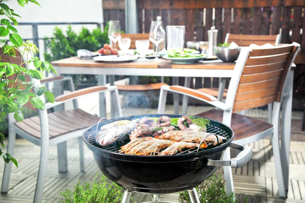 1° maggio picnic grigliate casa