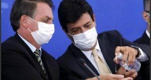 Ministro della Salute Mandetta licenziato da Bolsonaro