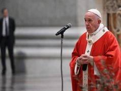 Triduo Pasquale: le celebrazioni in Vaticano con Papa France