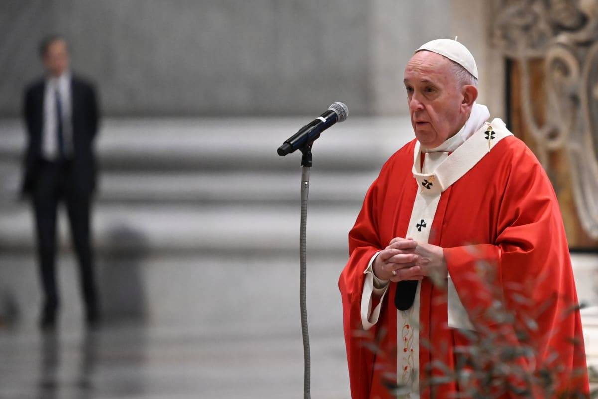 triduo pasquale vaticano papa francesco