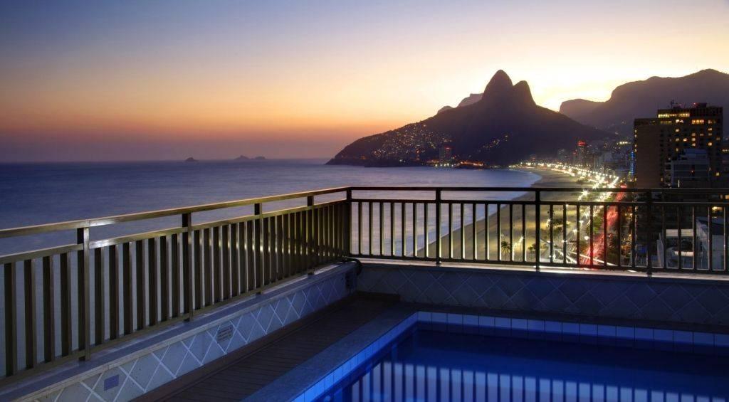 dove dormire a Rio: ipanema