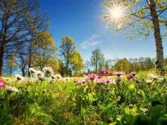 Meteo settimana 6 10 aprile: tempo stabile, sole e caldo sop
