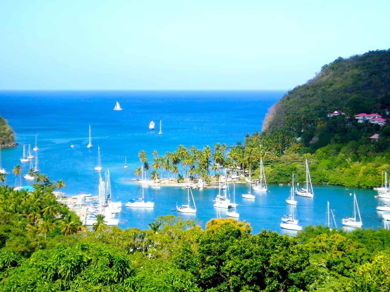 caraibi casa viaggi virtuali