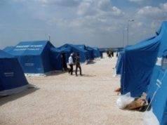 Calabria, migranti rifiutato l'aiuto della Protezione Civile
