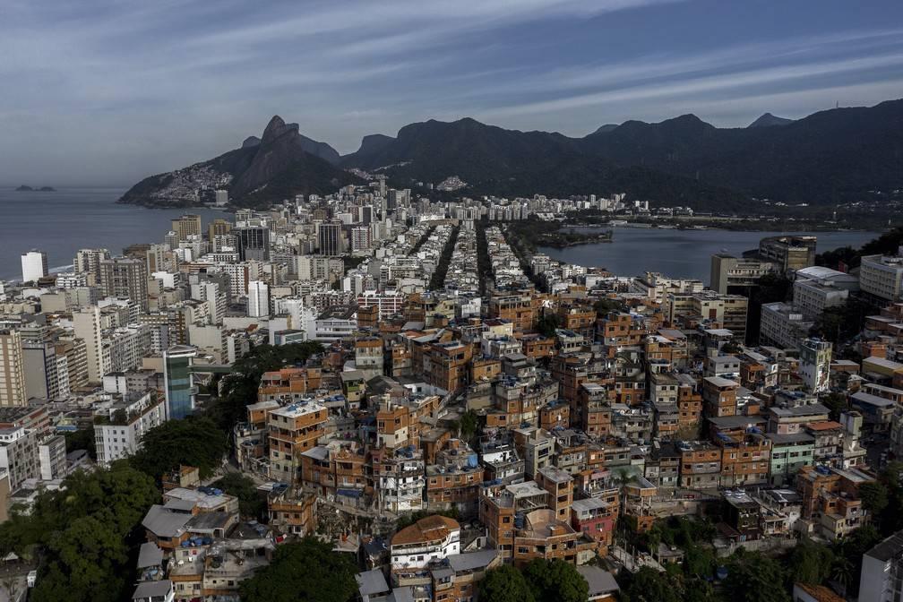 la disuguaglianza nelle favelas: il coronavirus colpisce nelle comunità povere