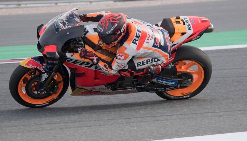 MotoGP, Marc e Alex Marquez tornano in pista dopo il lockdown. VIDEO