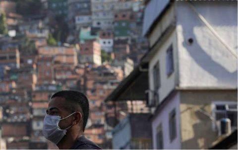 disuguaglianza delle favelas brasiliane durante il covid-19