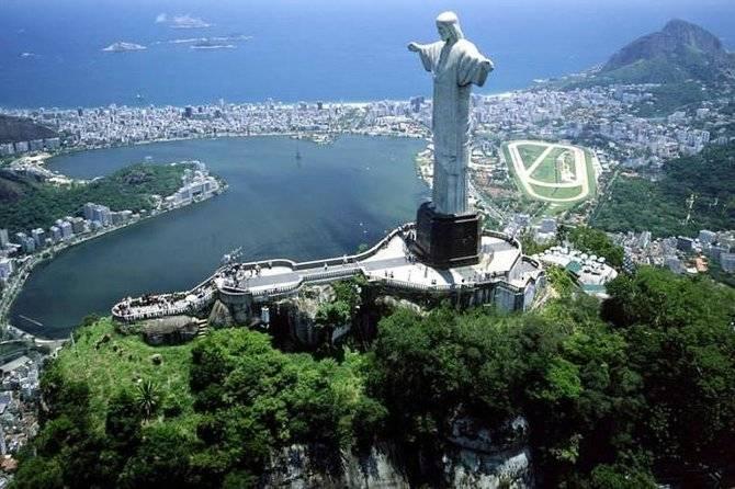 il Cristo Redentore: luoghi turistici di rio