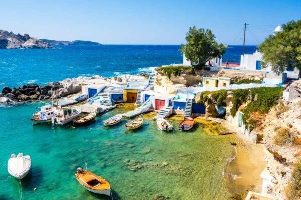 grecia milos
