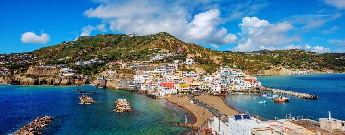 Vacanze estate 2020 Sant'Angelo, Ischia