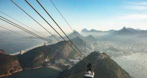 luoghi turistici di Rio: pan di zucchero