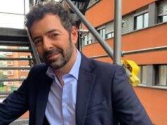 """Alberto Matano molla tutto: """"Viva la libertà…"""""""