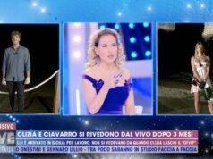 """Barbara D'Urso sbotta contro Clizia e Paolo Ciavarro: """"Perch"""