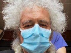 Brian May ricoverato in ospedale, il chitarrista dei Queen h