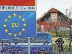 Triestini bloccati coi fucili da militari sloveni: scoppia i