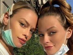 Giulia e Silvia Provvedi insultate sotto casa – VIDEO