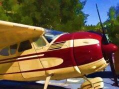 Tevere, aereo da turismo precipitato: era decollato dall'aer
