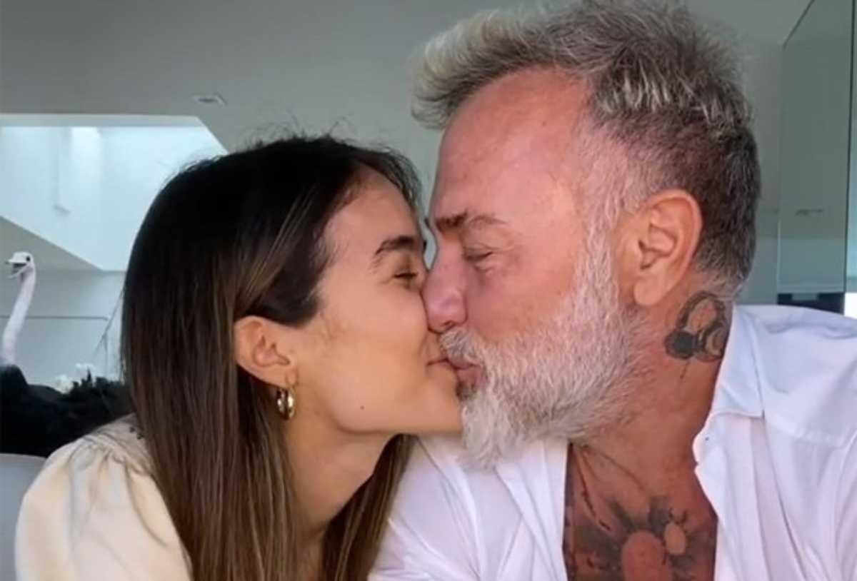 Gianluca Vacchi diventa papà: la compagna Sharon Fonseca è incinta