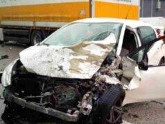Incidente Padova | scontro tra due auto e una bici | c'è un