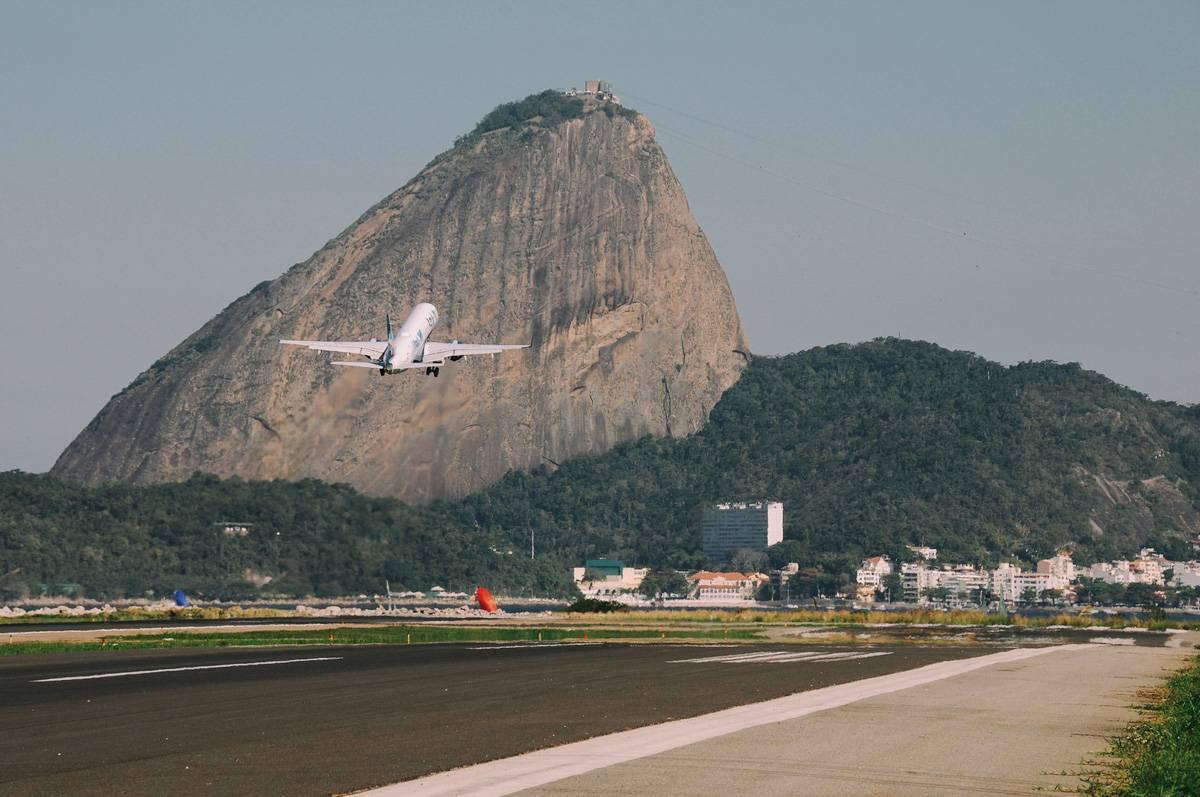 arrivare dall'aeroporto di Rio al centro