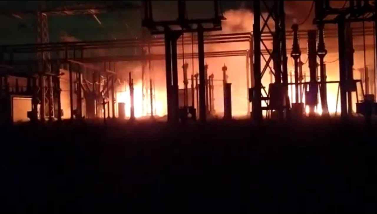 Pozzuoli incendioesplosione