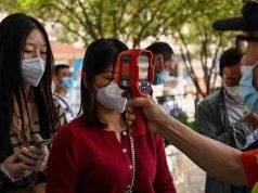 Coronavirus: Cina, 27 casi in 24 ore