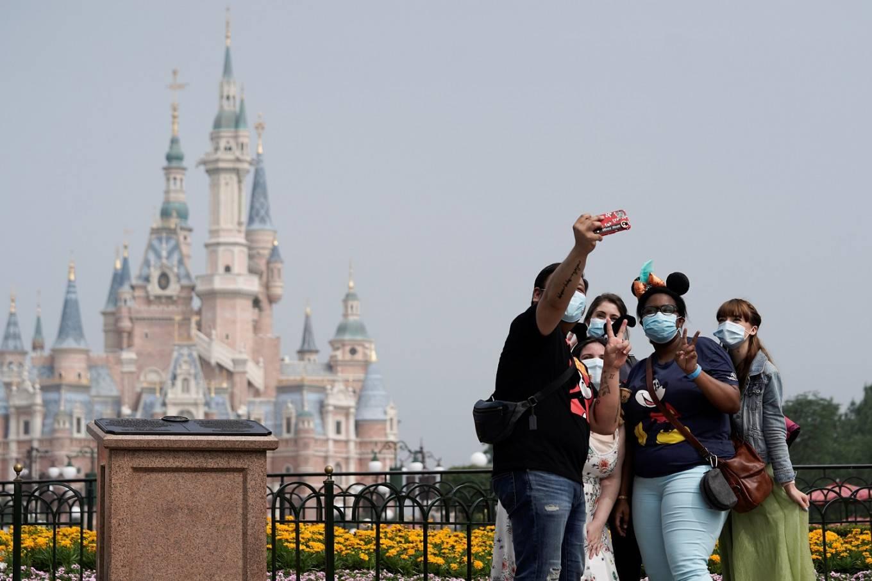 Disneyland Shangai riapre al pubblico