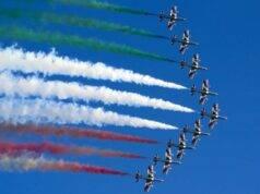 Il giro d'Italia delle Frecce Tricolori 2020 |  tappe ed orari