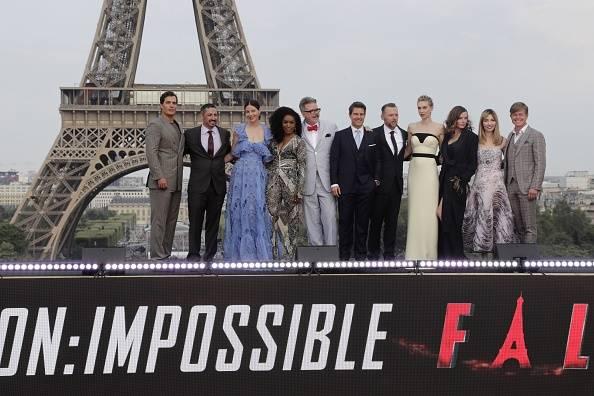 Mission: Impossible - Fallout trailer ita