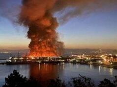Incendio a San Francisco |  colpita la famosa zona turistica del Pier 45
