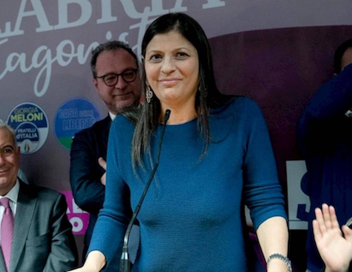 Jole Santelli Chi E La Presidente Della Regione Calabria