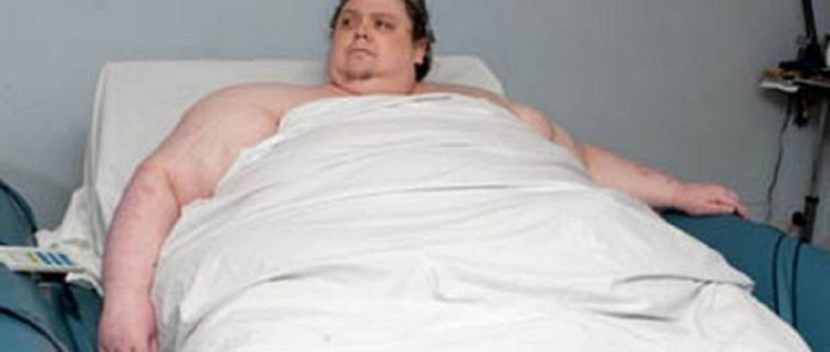 L'uomo di 450 kg