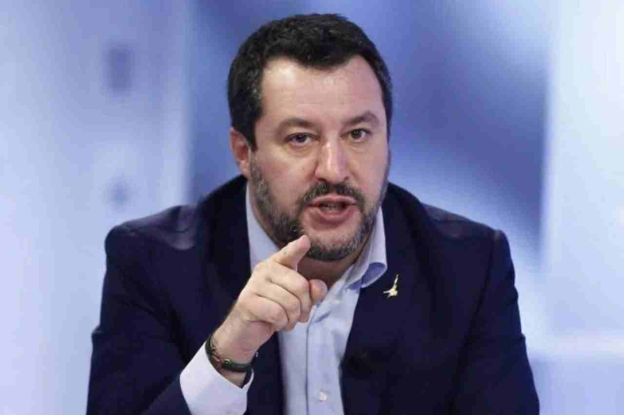 salvini incidente