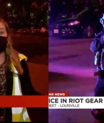 Minneapolis news proteste