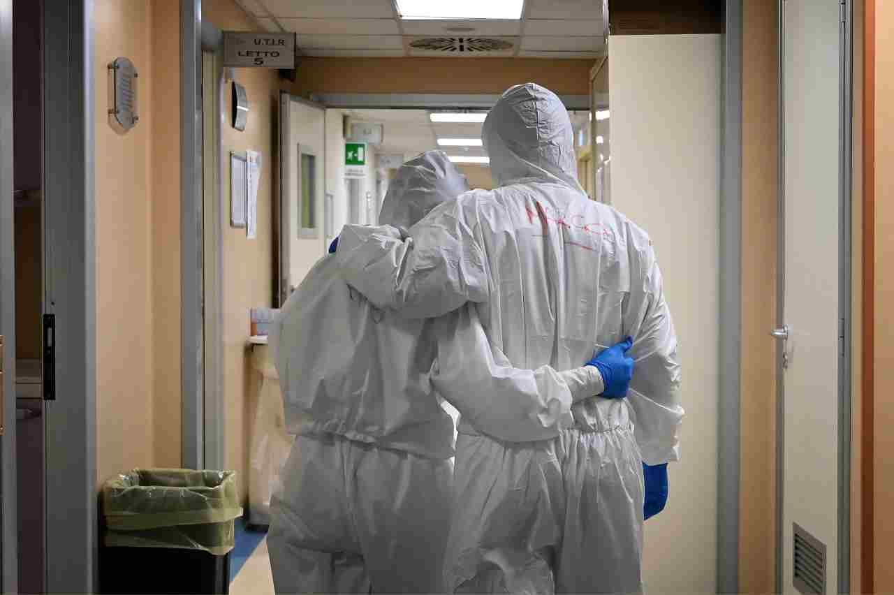 Schiavonia Covid Hospital