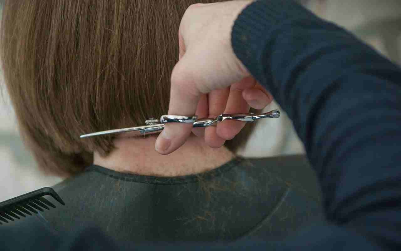 Fase 2 parrucchieri