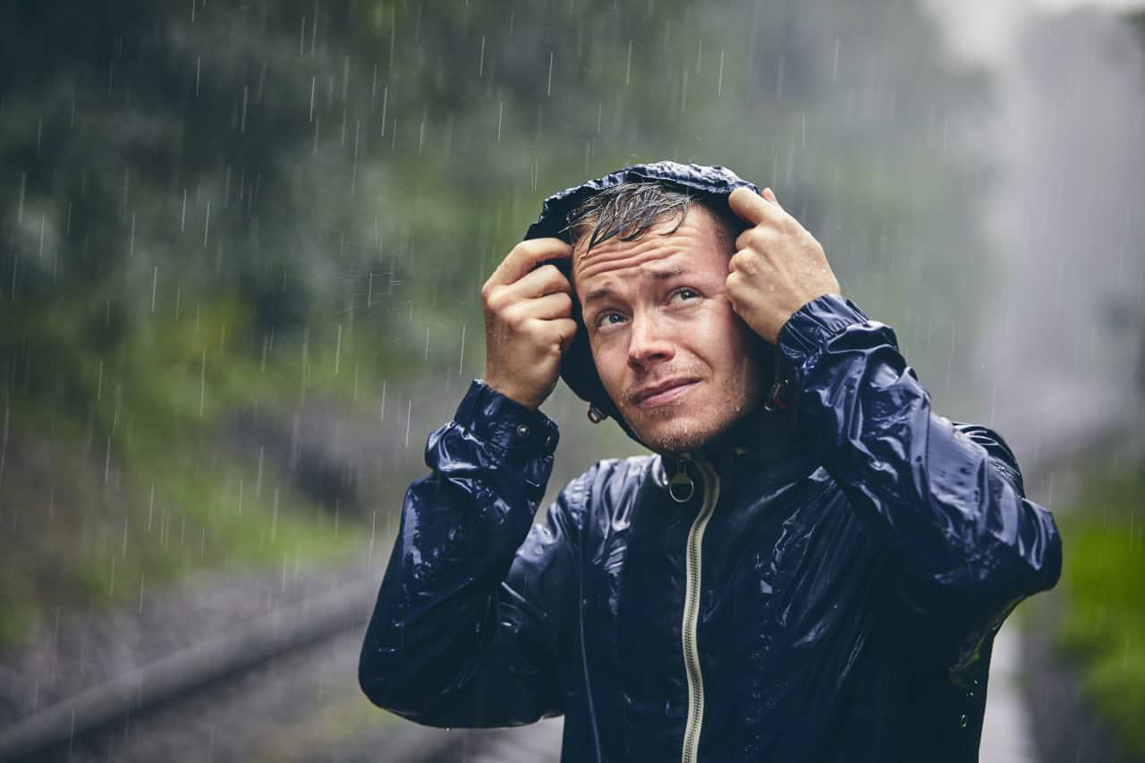 meteo settimana piogge temporali