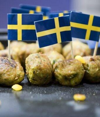 Köttbullar ricetta polpette svedesi