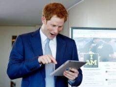 Principe Harry, l'account segreto su Facebook: ecco il nome