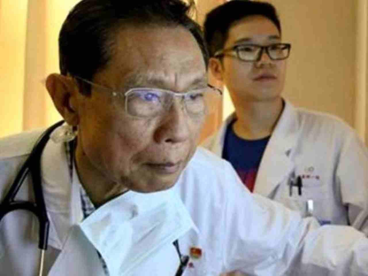 scienziato cinese wuhan
